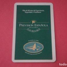 Colecionismo Calendários: CALENDARIO DE BOLSILLO FOURNIER PREVISION ESPAÑOLA AÑO 1988 LOTE 14 MIRAR FOTOS. Lote 286261753