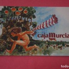 Colecionismo Calendários: CALENDARIO DE BOLSILLO FOURNIER CAJA MURCIA AÑO 1985 LOTE 14 MIRAR FOTOS. Lote 286267523