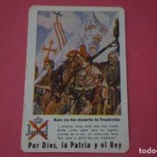 Colecionismo Calendários: CALENDARIO DE BOLSILLO FOURNIER CARLISTAS AÑO 1970 LOTE 14 MIRAR FOTOS. Lote 286272313