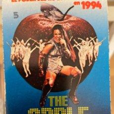 Coleccionismo Calendarios: CALENDARIO THE APPLE 1981 BUEN ESTADO. Lote 287651153