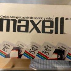 Coleccionismo Calendarios: CALENDARIO MAXEL 1983 CAMERA ZARAGOZA 1983. Lote 287652933