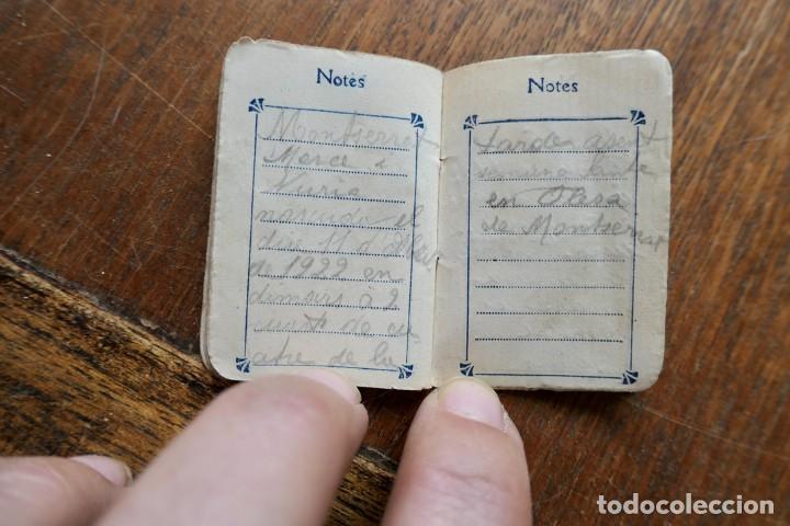 Coleccionismo Calendarios: PETIT ALMANACH 1920-NOUVELLE LIBRAIRIE FRANÇAISE-LOUIS BERGÉ ET KIOSQUE FRANÇAIS-5 X 3,5 CM - Foto 7 - 287892133