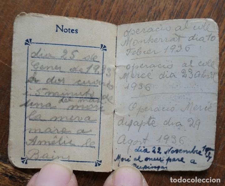 Coleccionismo Calendarios: PETIT ALMANACH 1920-NOUVELLE LIBRAIRIE FRANÇAISE-LOUIS BERGÉ ET KIOSQUE FRANÇAIS-5 X 3,5 CM - Foto 8 - 287892133