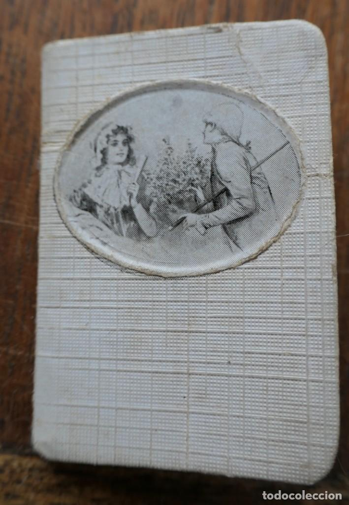 PETIT ALMANACH 1920-NOUVELLE LIBRAIRIE FRANÇAISE-LOUIS BERGÉ ET KIOSQUE FRANÇAIS-5 X 3,5 CM (Coleccionismo - Calendarios)