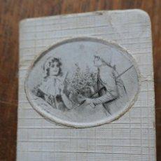 Coleccionismo Calendarios: PETIT ALMANACH 1920-NOUVELLE LIBRAIRIE FRANÇAISE-LOUIS BERGÉ ET KIOSQUE FRANÇAIS-5 X 3,5 CM. Lote 287892133