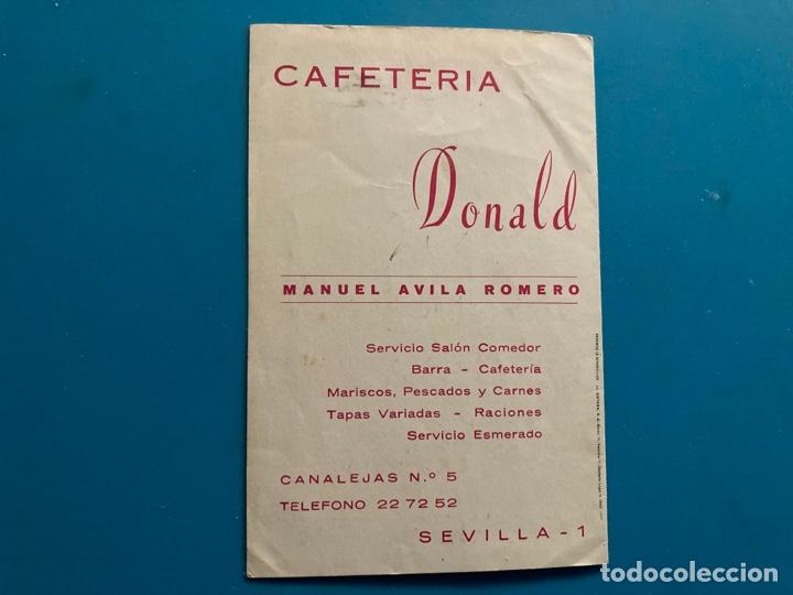 Coleccionismo Calendarios: Calendario Taurino Feria De Abril 1984 - Foto 3 - 287974478