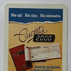 Coleccionismo Calendarios: CALENDARIO DE FOURNIER , CAJA DE AHORROS MUNICIPAL DE BURGOS, AÑO 1985. Lote 288489878