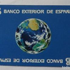 Coleccionismo Calendarios: CALENDARIO DE FOURNIER , BANCO EXTERIOR DE ESPAÑA, AÑO 1987. Lote 288490158