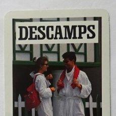 Coleccionismo Calendarios: CALENDARIO DE FOURNIER , DESCAMPS, AÑO 1987. Lote 288490318