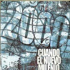 Coleccionismo Calendarios: CALENDARIO PUBLICIDAD - 2000 - BANCO ATLÁNTICO. Lote 288571243
