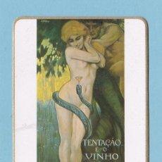 Coleccionismo Calendarios: CALENDARIO PORTUGAL 1983 - ADRIANO RAMOS PINTO - VINOS DE OPORTO (MESES EN INGLES). Lote 288577533