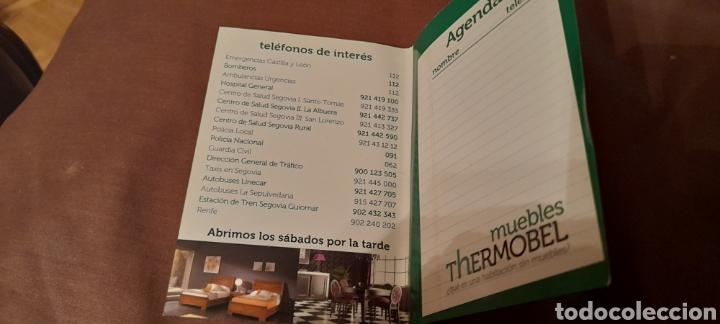 Coleccionismo Calendarios: Calendario de 2011 de Muebles Thermobel. Polígono El Cerro, Segovia - Foto 3 - 288578423