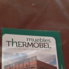 Coleccionismo Calendarios: CALENDARIO DE 2011 DE MUEBLES THERMOBEL. POLÍGONO EL CERRO, SEGOVIA. Lote 288578423