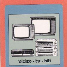 Coleccionismo Calendarios: CALENDARIO PORTUGAL 1986 - GRUNDIG. VIDEO - TV - HIFI. Lote 288579403