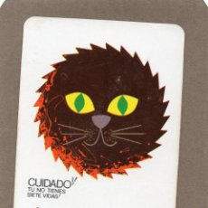 Coleccionismo Calendarios: CALENDARIO DE H. FOURNIER 1981 - LEONESA DE INDUSTRIA. Lote 289757518