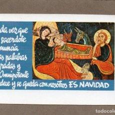 Coleccionismo Calendarios: CALENDARIO DE H. FOURNIER 1981 - ES NAVIDAD. Lote 289758133