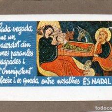 Coleccionismo Calendarios: CALENDARIO DE H. FOURNIER 1981 - ES NADAL. Lote 289758203