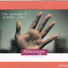 Coleccionismo Calendarios: CALENDARIO PORTUGAL 2007 - BANCO MILLENNIUM BCP. Lote 289760488