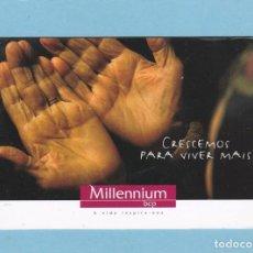 Coleccionismo Calendarios: CALENDARIO PORTUGAL 2007 - BANCO MILLENNIUM BCP. Lote 289760598