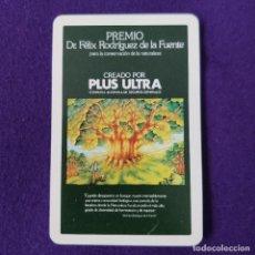 Coleccionismo Calendarios: CALENDARIO FOURNIER. PLUS ULTRA. 1982.. Lote 293766023