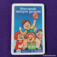 Coleccionismo Calendarios: CALENDARIO FOURNIER. BANCO DE BILBAO. 1983.. Lote 293766283