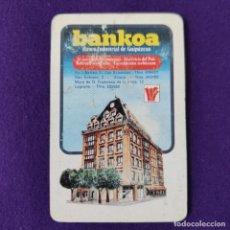 Coleccionismo Calendarios: CALENDARIO FOURNIER. BANKOA. 1983.. Lote 293766443