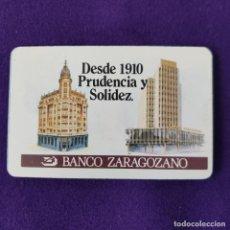 Coleccionismo Calendarios: CALENDARIO FOURNIER. BANCO ZARAGOZANO. 1984.. Lote 293766918