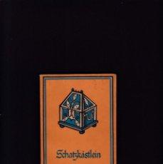 Coleccionismo Calendarios: PESTALOZZI KALENDER - KAISERS SCHATZKASTLEIN - KALENDER 1940. Lote 294852163