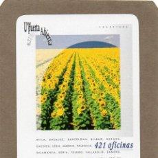Coleccionismo Calendarios: CALENDARIO DE H. FOURNIER 1997 - CAJA SALAMANCA Y SORIA. Lote 294990223