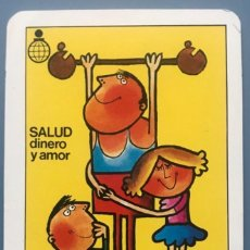 Collezionismo Calendari: CALENDARIO DE BOLSILLO HERACLIO FOURNIER 1984 CAJA AHORROS ALICANTE MURCIA GARBAYO BANCO. Lote 295515333