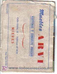 Coleccionismo deportivo: CALENDARIO DE LA LIGA 1967-1968 - Foto 2 - 25263754