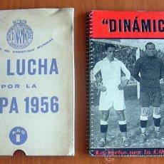 Coleccionismo deportivo: LA LUCHA POR LA COPA 1956 - CALENDARIO DINÁMICO - VER FOTOS. Lote 13900714