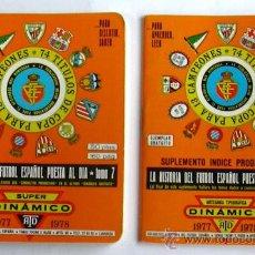 Calendario Dinámico 1977-78