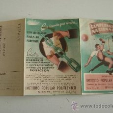 Coleccionismo deportivo: CAMPEONATO NACIONAL DE LIGA 1947-48 1ªDIVISION.47019. Lote 12433943