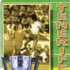 Coleccionismo deportivo: CALENDARIO BOLSILLO ** C.D TENERIFE ** (AÑO 2006). Lote 14743495