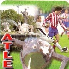 Coleccionismo deportivo: CALENDARIO BOLSILLO ** ATLÉTICO DE MADRID ** (AÑO 2007). Lote 14762906