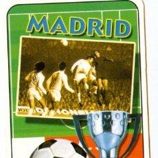 Coleccionismo deportivo: CALENDARIO BOLSILLO ** REAL MADRID ** (AÑO 2006). Lote 26496103