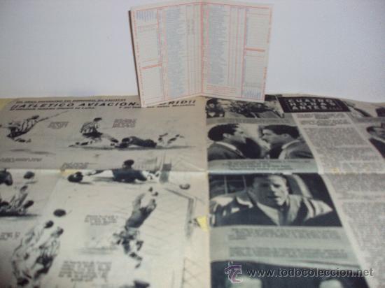 disfruta el precio de liquidación más tarde busca lo último Calendario de liga 42-43 y pagina de Marca Atletico Aviacion años 40