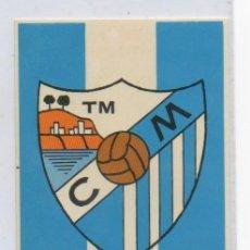 Coleccionismo deportivo: CALENDARIO DE BOLSILLO CLUB DEPORTIVO MALAGA AÑO 1973 . Lote 16555404