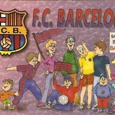 CALENDARIO DEL FC BARCELONA