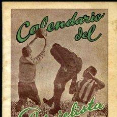 Coleccionismo deportivo: CALENDARIO DEL QUINIELISTA AÑO 1957 - 1958. Lote 26691998