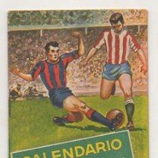 Coleccionismo deportivo: CALENDARIO DEL CAMPEONATO DE LIGA 1961 - 62. . Lote 25553800