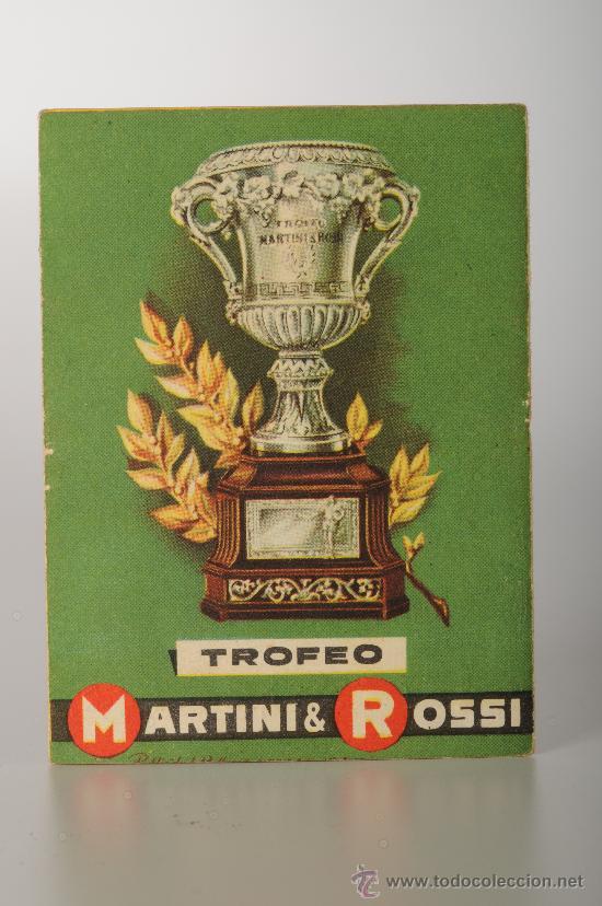 Coleccionismo deportivo: Calendario de fútbol del Campeonato de liga de la Primera División, Temp. 1953-54 - Foto 2 - 26067964