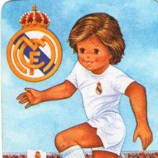 Coleccionismo deportivo: 1533-CALENDARIO 1986- REAL MADRID- CAMPEON COPA DEL REY 2011. Lote 27142467