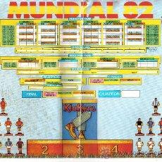 calendario partidos mundial 82 España de zapatos kickers