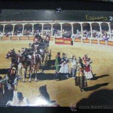 Coleccionismo deportivo: ESPAÑA Y LOS TOROS - 1 CALENDARIO COLGAR CON PRECINTO SIN ABRIR TIPO POSTER 42X30X84CM. Lote 30914889
