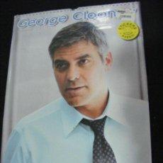 Coleccionismo deportivo: CINE - GEORGE CLOONEY - 1 CALENDARIO COLGAR CON PRECINTO SIN ABRIR TIPO POSTER 42X30X84CM. Lote 30915203