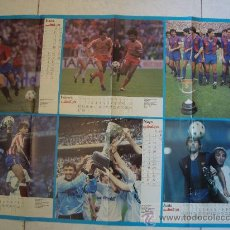 Coleccionismo deportivo: CALENDARIO DON BALON 1989. Lote 31602703