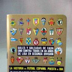 Coleccionismo deportivo: CALENDARIO, DINAMICO, SUPER DINAMICO, FUTBOL, 1982-1983, ESTADISTICA. Lote 31942988