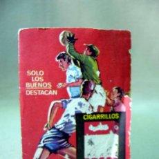 Coleccionismo deportivo: CALENDARIO, CALENDARIO DE LIGA, 1964-65, CIGARRILLOS RUMBO. Lote 31943110